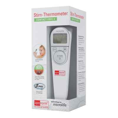 Aponorm Fieberthermometer Stirn Contact-free 4  bei juvalis.de bestellen