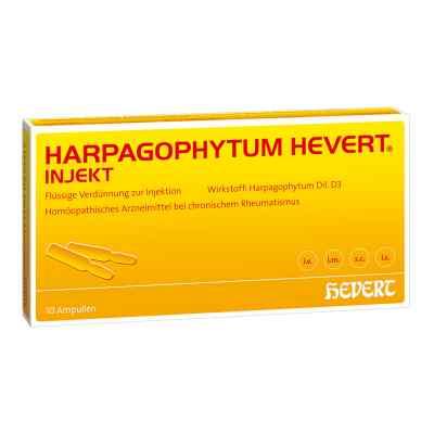 Harpagophytum Hevert injekt Ampullen  bei juvalis.de bestellen