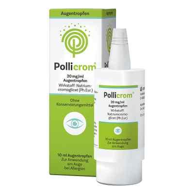 Pollicrom 20 mg/ml Augentropfen  bei juvalis.de bestellen