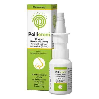 Pollicrom 20 mg/ml Nasenspray Lösung  bei juvalis.de bestellen