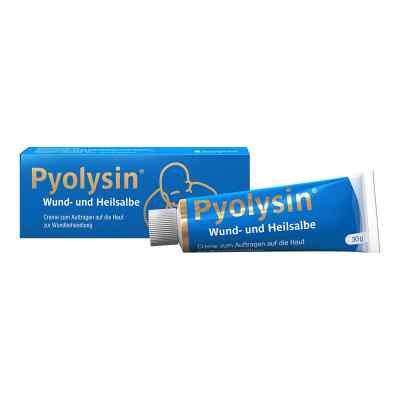 Pyolysin Wund- und Heilsalbe  bei juvalis.de bestellen