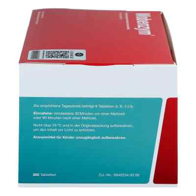 Wobenzym magensaftresistente Tabletten  bei juvalis.de bestellen