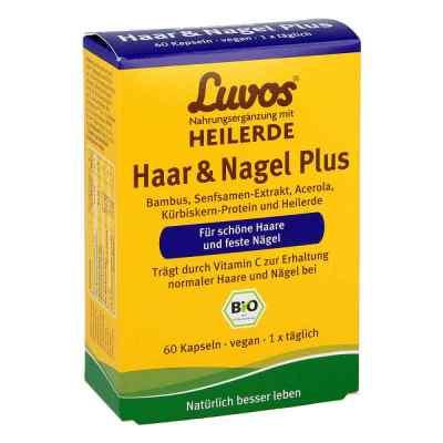Luvos Heilerde Bio Haar & Nagel Plus Kapseln  bei juvalis.de bestellen