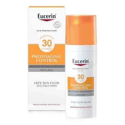 Eucerin Sun Fluid Photoaging Control Lsf 30  bei juvalis.de bestellen