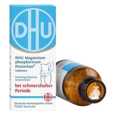 Dhu Magnesium phos.Pentarkan Periodenschmerz Tabletten  bei juvalis.de bestellen