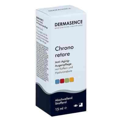 Dermasence Chrono retare Anti-aging-augenpflege  bei juvalis.de bestellen