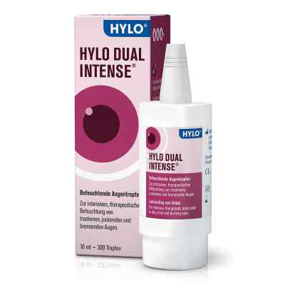 Hylo Dual intense Augentropfen  bei juvalis.de bestellen