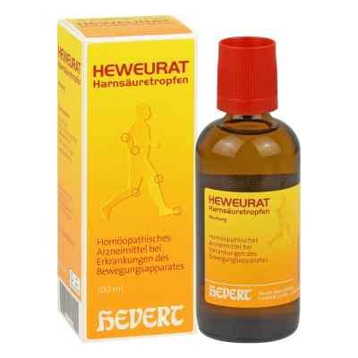 Heweurat Harnsäuretropfen  bei juvalis.de bestellen