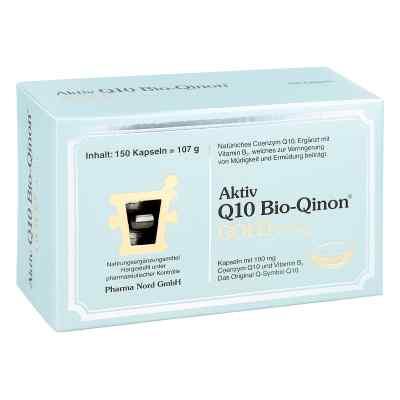 Q10 Bio Qinon Gold 100 mg Pharma Nord Kapseln  bei juvalis.de bestellen