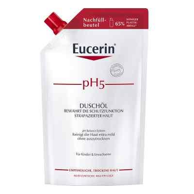 Eucerin pH5 Duschöl Nachfüll empfindliche Haut  bei juvalis.de bestellen