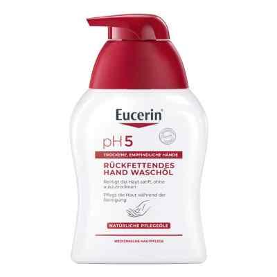 Eucerin pH5 Hand Wasch öl empfindliche Haut  bei juvalis.de bestellen