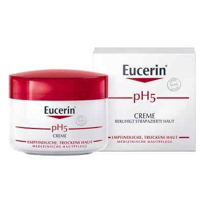 Eucerin pH5 Creme empfindliche Haut  bei juvalis.de bestellen