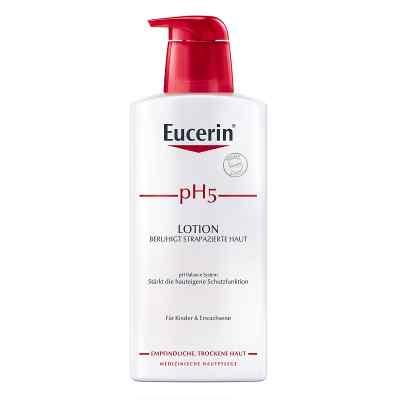 Eucerin pH5 Lotion mit Pumpe empfindliche Haut  bei juvalis.de bestellen