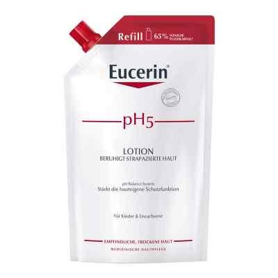 Eucerin pH5 Lotion Nachfüll empfindliche Haut  bei juvalis.de bestellen