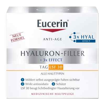 Eucerin Anti-age Hyaluron-filler Tag Lsf 30  bei juvalis.de bestellen