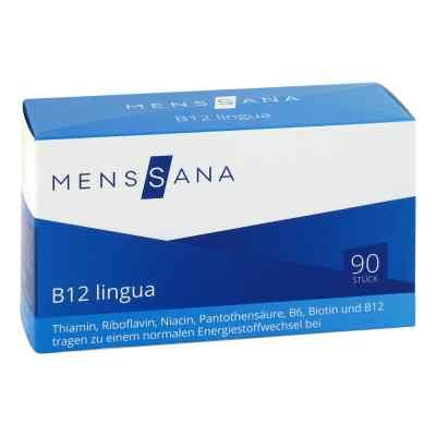 B12 Lingua Menssana Sublingualtabletten  bei juvalis.de bestellen