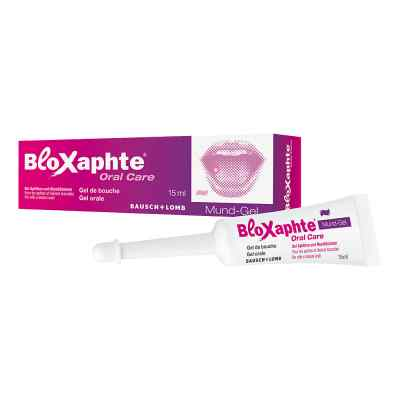Bloxaphte Oral Care Mund-gel  bei juvalis.de bestellen