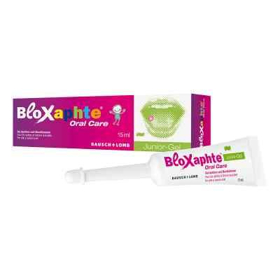 Bloxaphte Oral Care Junior-gel  bei juvalis.de bestellen
