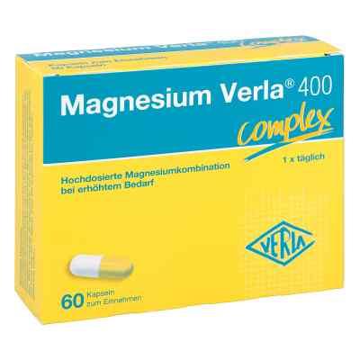 Magnesium Verla 400 Kapseln  bei juvalis.de bestellen