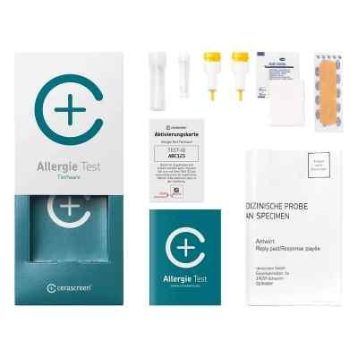 Cerascreen Allergie-testkit Tierhaare  bei juvalis.de bestellen