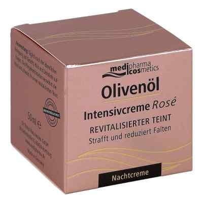 Olivenöl Intensivcreme Rose Nachtcreme  bei juvalis.de bestellen