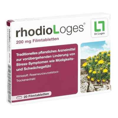 Rhodiologes 200 mg Filmtabletten  bei juvalis.de bestellen
