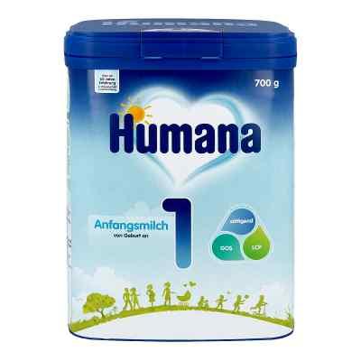 Humana Anfangsmilch 1 Pulver  bei juvalis.de bestellen