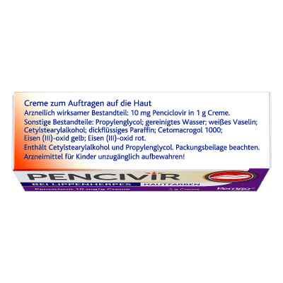 Pencivir bei Lippenherpes Creme hautfarben 1%  bei juvalis.de bestellen
