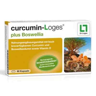 Curcumin-loges plus Boswellia Kapseln  bei juvalis.de bestellen