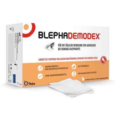 Blephademodex sterile Reinigungstücher  bei juvalis.de bestellen