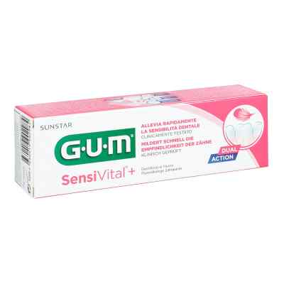 GUM Sensivital+ Zahnpasta  bei juvalis.de bestellen