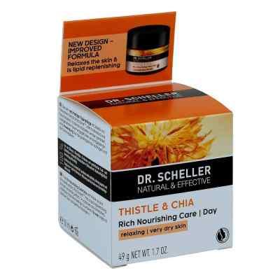 Dr.scheller Distel&chia reichhaltige Pflege Tag  bei juvalis.de bestellen