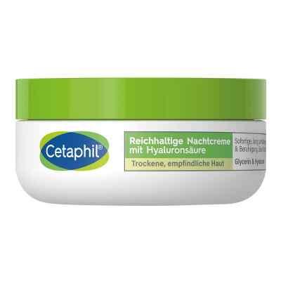 Cetaphil reichhaltige Nachtcreme mit Hyaluronsäure  bei juvalis.de bestellen
