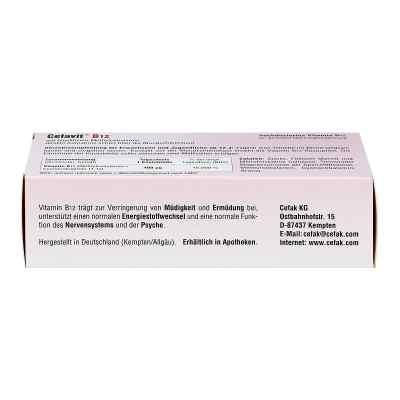 Cefavit B12 Kautabletten  bei juvalis.de bestellen