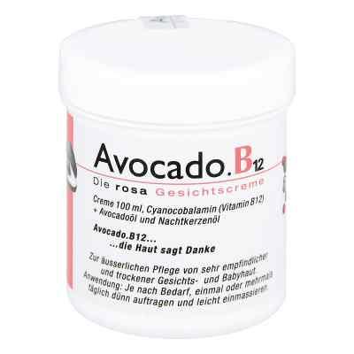 Avocado.b12 Gesichtscreme  bei juvalis.de bestellen