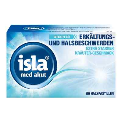 Isla Med akut Pastillen  bei juvalis.de bestellen