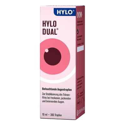 Hylo Dual Augentropfen  bei juvalis.de bestellen