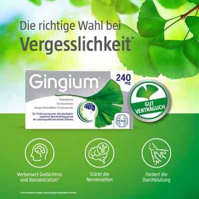 Gingium 240 mg Filmtabletten  bei juvalis.de bestellen