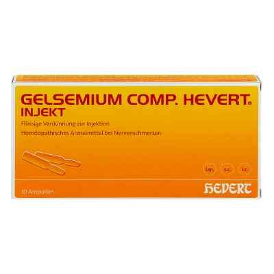 Gelsemium Comp.hevert injekt Ampullen  bei juvalis.de bestellen
