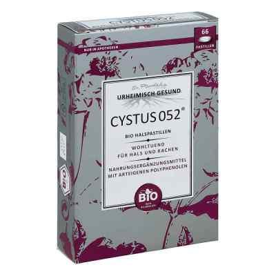 Cystus 052 Bio Halspastillen  bei juvalis.de bestellen
