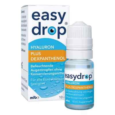Easydrop Hyaluron plus Dexpanthenol Augentropfen  bei juvalis.de bestellen