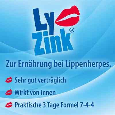 Ly Zink Gegen Herpes Kapseln  bei juvalis.de bestellen