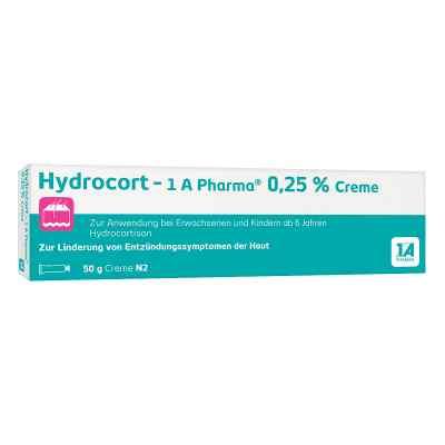 Hydrocort-1a Pharma 0,25% Creme  bei juvalis.de bestellen
