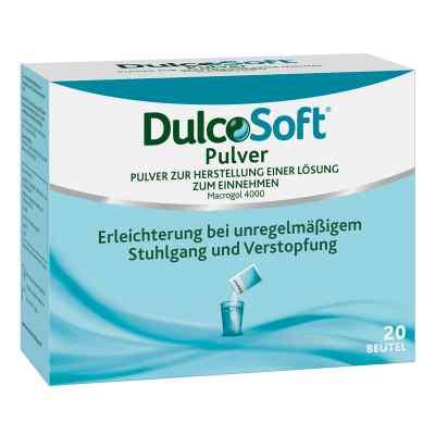 DulcoSoft Pulver bei Verstopfung  bei juvalis.de bestellen