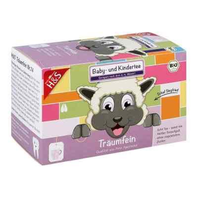 H&s Bio Baby- und Kindertee Träumfein Filterbeutel  bei juvalis.de bestellen