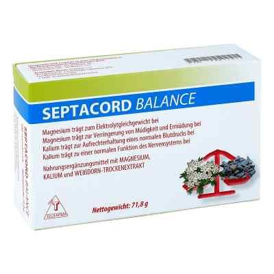 Septacord Balance Filmtabletten  bei juvalis.de bestellen