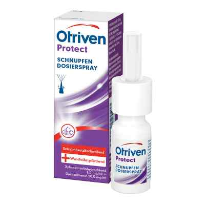 Otriven Protect Schnupfen Nasenspray (Dosierspray)  bei juvalis.de bestellen