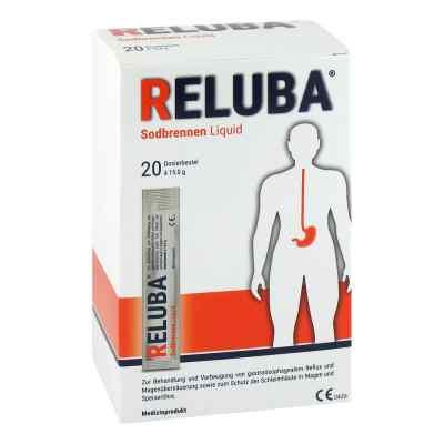 Reluba Sodbrennen Liquid Sachets  bei juvalis.de bestellen
