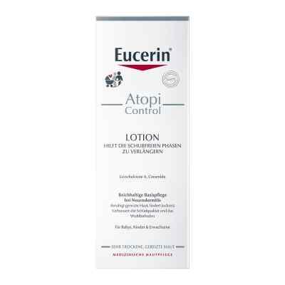 Eucerin Atopicontrol Lotion Promogrösse  bei juvalis.de bestellen