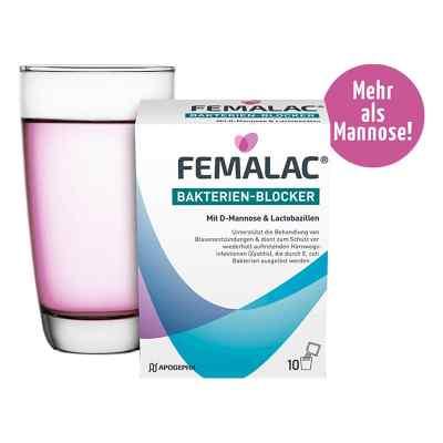 Femalac Bakterien-blocker Beutel  bei juvalis.de bestellen